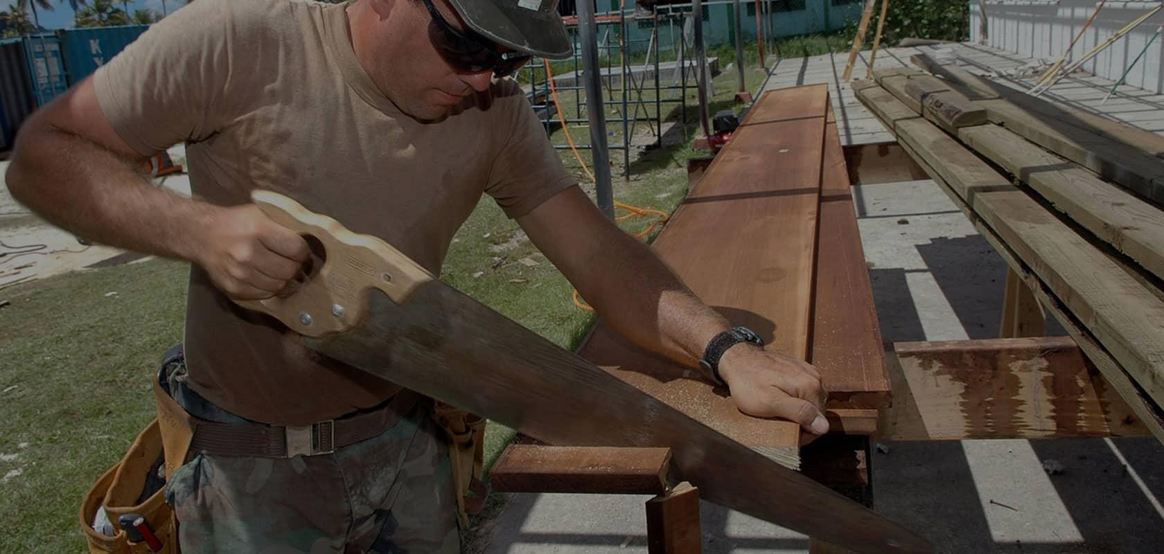 ویلای چوبی